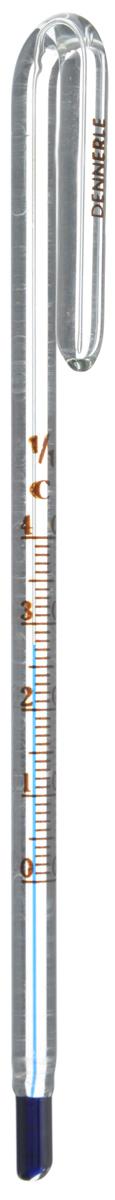 Термометр аквариумный Dennerle Nano HangOn Thermometer, изогнутый, длина 15 смDEN7Термометр Dennerle Nano HangOn Thermometer предназначен для измерения температуры воды в аквариуме. Изделие выполнено из стекла. Изогнутый термометр устанавливается на угол аквариума и при этом создается эффект лупы. Термометр можно устанавливать на стекле толщиной не более 6 мм. Удобная шкала, позволяет легко считывать показания. Измеряемая температура от 0°C до +40°C. Длина термометра: 15 см.