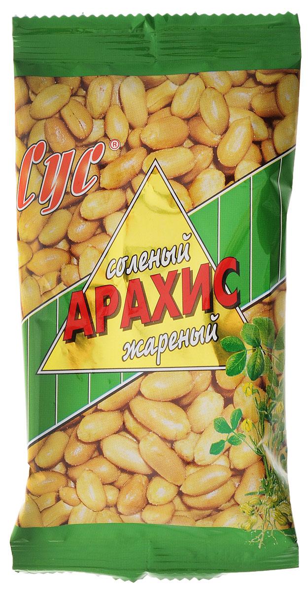 Сус арахис жареный соленый, 100 г