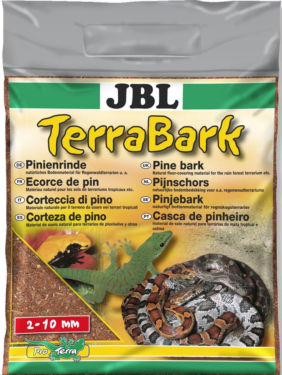 Донный субстрат из коры пинии JBL TerraBark, гранулы 2-10 мм, 20 лJBL7102400JBL TerraBark - Донный субстрат из коры пинии, гранулы 2-10 мм., 20 л.