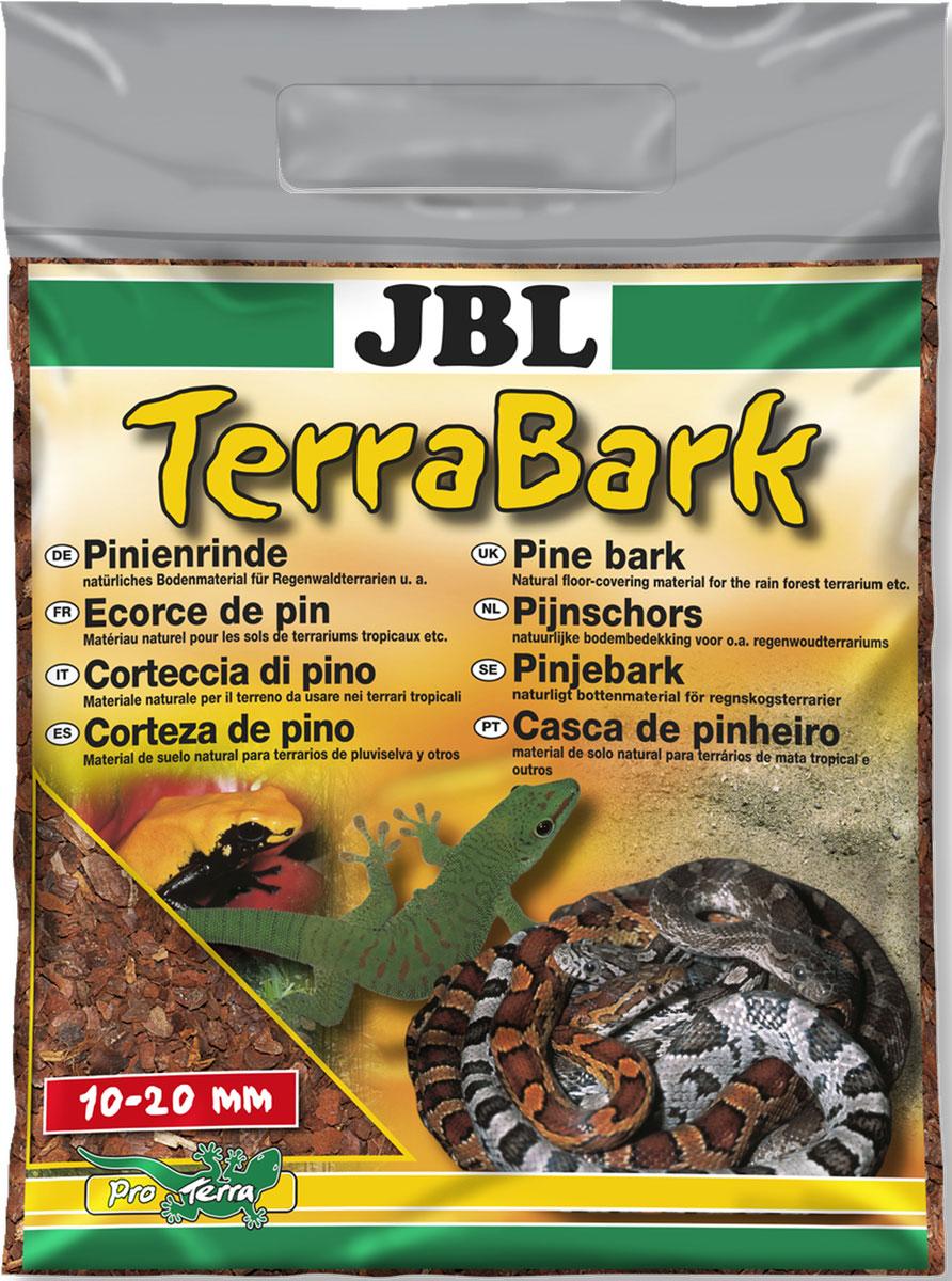 Донный субстрат из коры пинии JBL TerraBark, гранулы 10-20 мм, 20 лJBL7102200JBL TerraBark - Донный субстрат из коры пинии, гранулы 10-20 мм., 20 л.