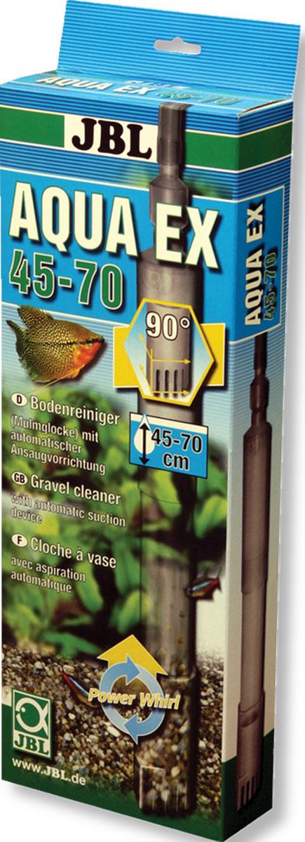 Система очистки грунта JBL AquaEx для аквариумов высотой 45-70 смJBL6141000JBL AquaEx Set 45-70 - Система очистки грунта для аквариумов высотой 45-70 см.