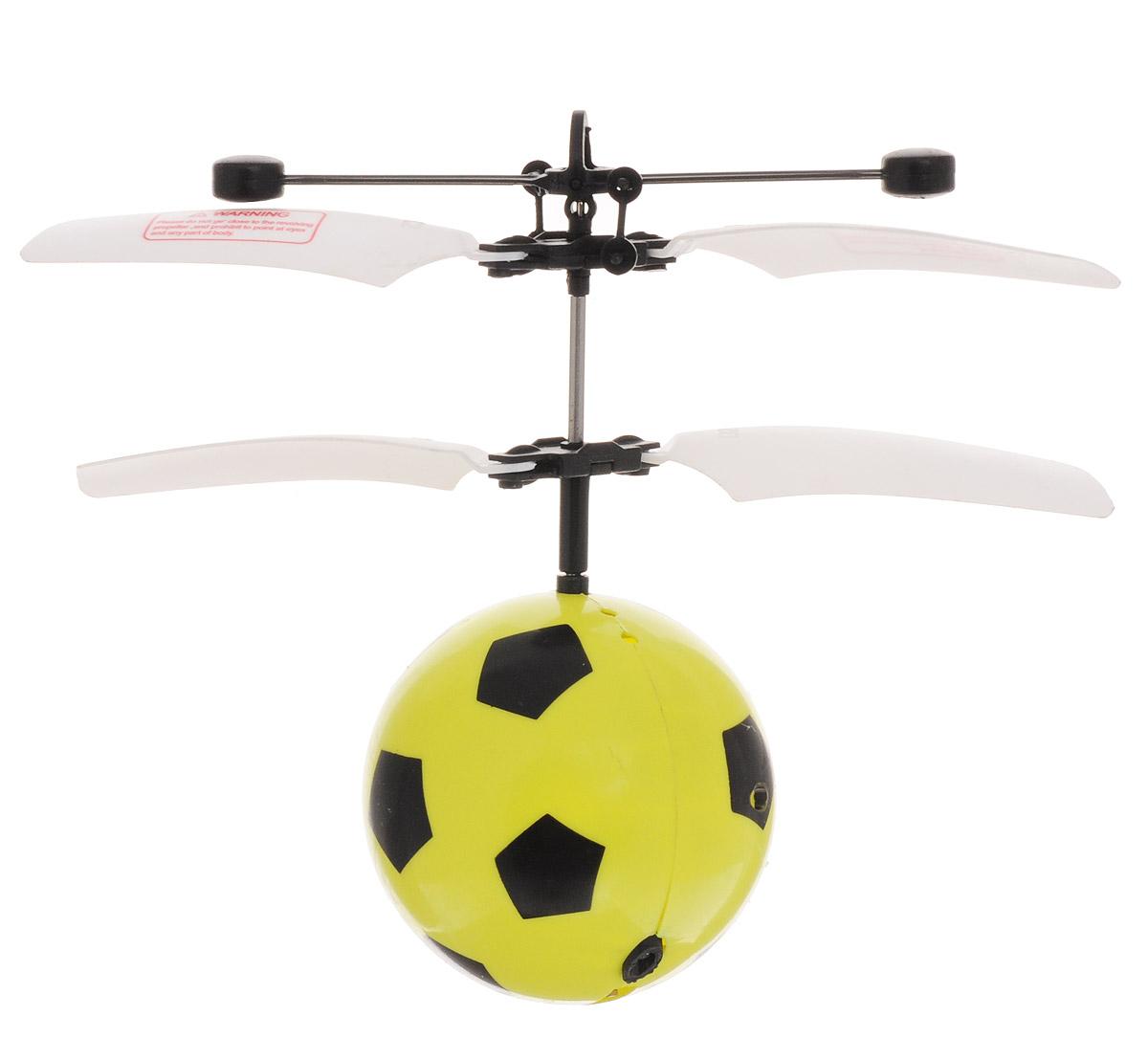Pilotage Вертолет на радиоуправлении Футбольный мяч RTF цвет желтый