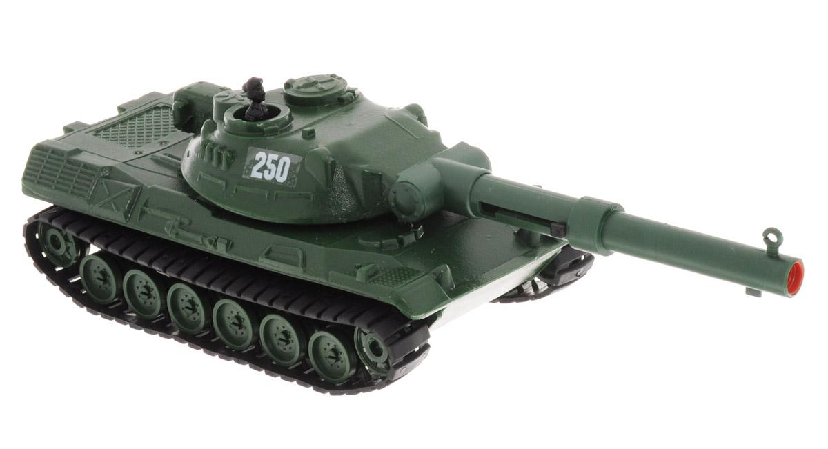 Форма Танк с пневмопушкойС-16-ФТанк с пневмопушкой Форма - это отличная боевая машина для сюжетно-ролевой игры. Гусеницы и колесики танка подвижны. Функциональный танк имеет реалистичный пластмассовый корпус, резиновые гусеницы и пневматическую пушку. Башня танка поворачивается, пушка может двигаться вверх и вниз, стреляет специальными безопасными снарядами, которые вы найдете в комплекте. Снаряд необходимо надеть на конец ствола, взвести курок, пружина опустится, и выстрел будет произведен! Этот замечательный танк станет хорошим подарком для любого мальчика!