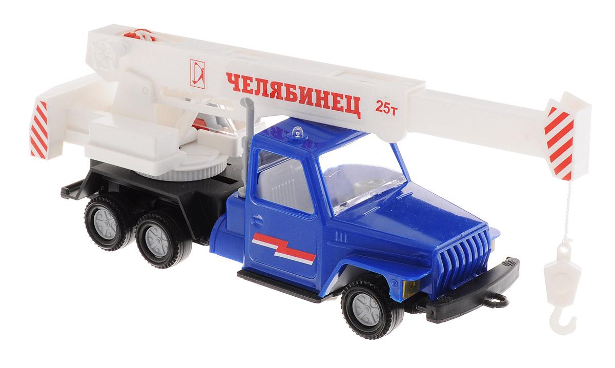 Форма Автокран Урал С-10-Ф