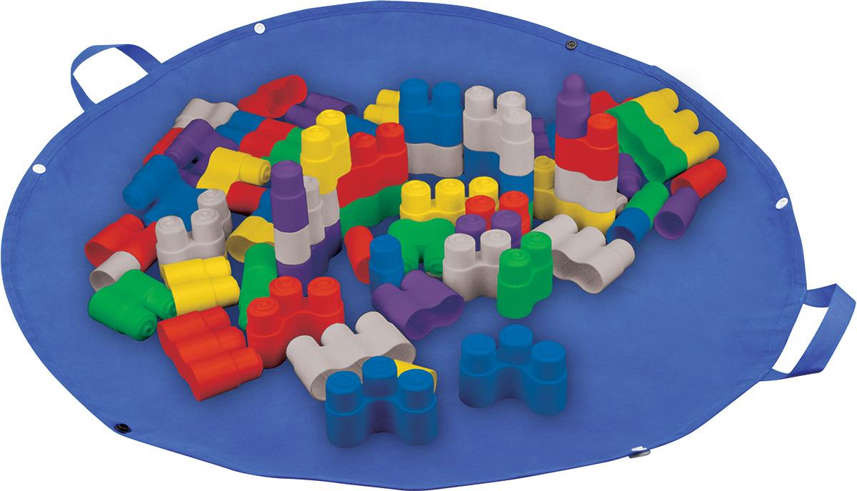 KS Kids Конструктор Мега БлокиKA751Если вашему малышу надоело собирать конструктор, то можно немного разнообразить это увлечение крохи и предложить ему не просто собрать яркие постройки, а объединить их в единую композицию, которая напомнит детям мега блоки. Конструктор KS Kids Мега Блоки включает в себя 75 элементов. Размеры деталей конструктора разные, от больших до маленьких. Элементы конструктора очень легко соединяются друг с другом, поэтому кроха без труда сможет возвести яркие постройки для игр. А в процессе соединения деталей друг с другом дети улучшают мелкую моторику рук и тактильное восприятие.
