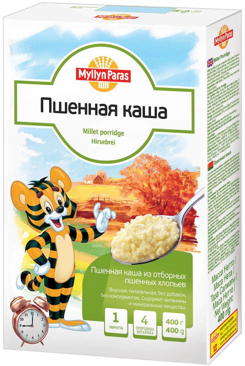 Myllyn Paras каша пшенная, 400 г