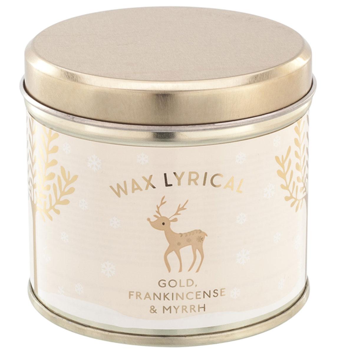 Свеча ароматизированная Wax Lyrical Зимний лес, 220 гCHR2025Богатый аромат, наполняющий пространство бархатными нотами карамели, ванили и цветами жасмина. Интересная теплая композиция, созданная специально для уютных зимних вечеров.