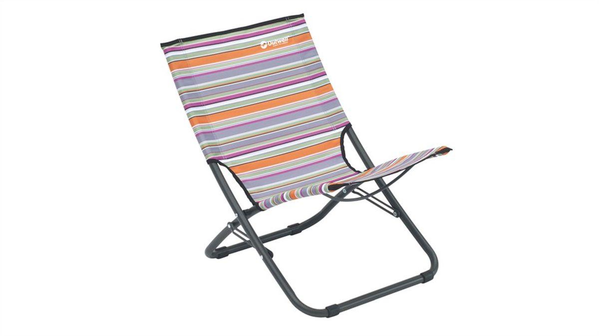 """Кресло складное Outwell """"Rawson Summer"""", цвет: серый, 60 х 42 х 60 см"""