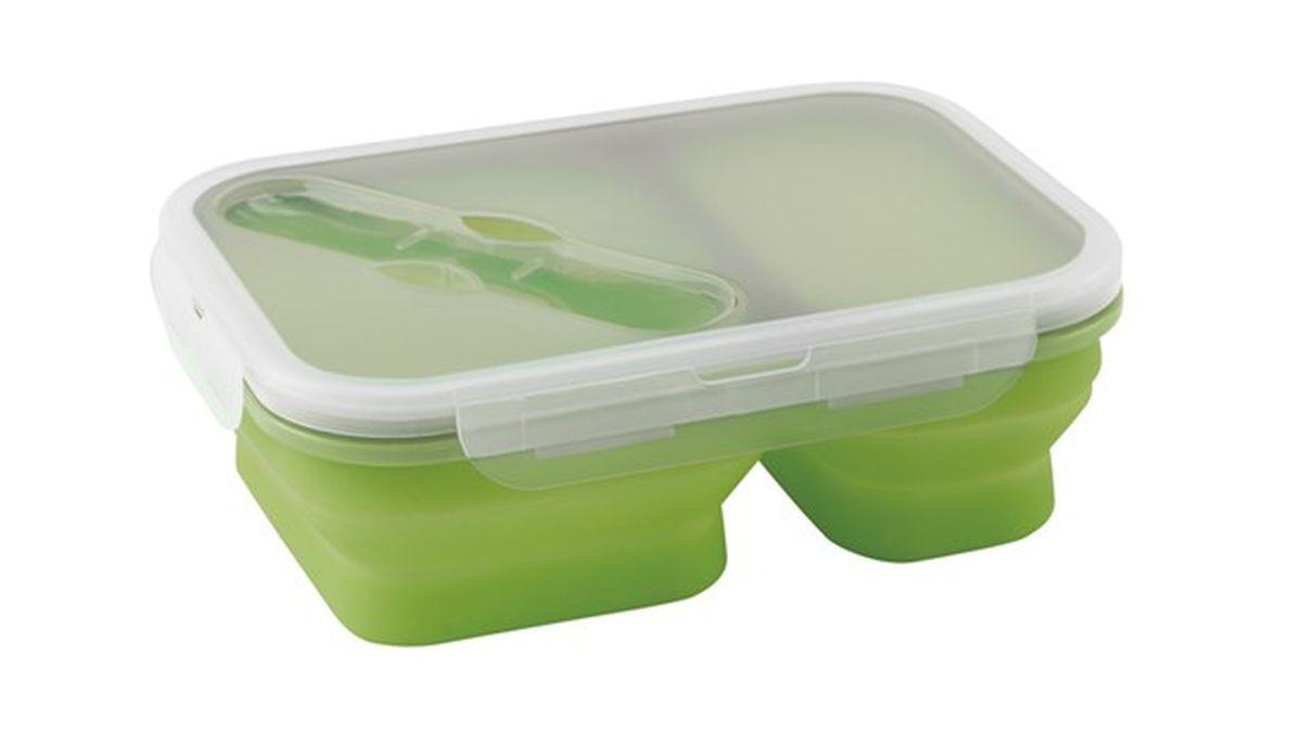 """Контейнер Outwell """"Collaps Lunch Box"""", цвет: зеленый"""