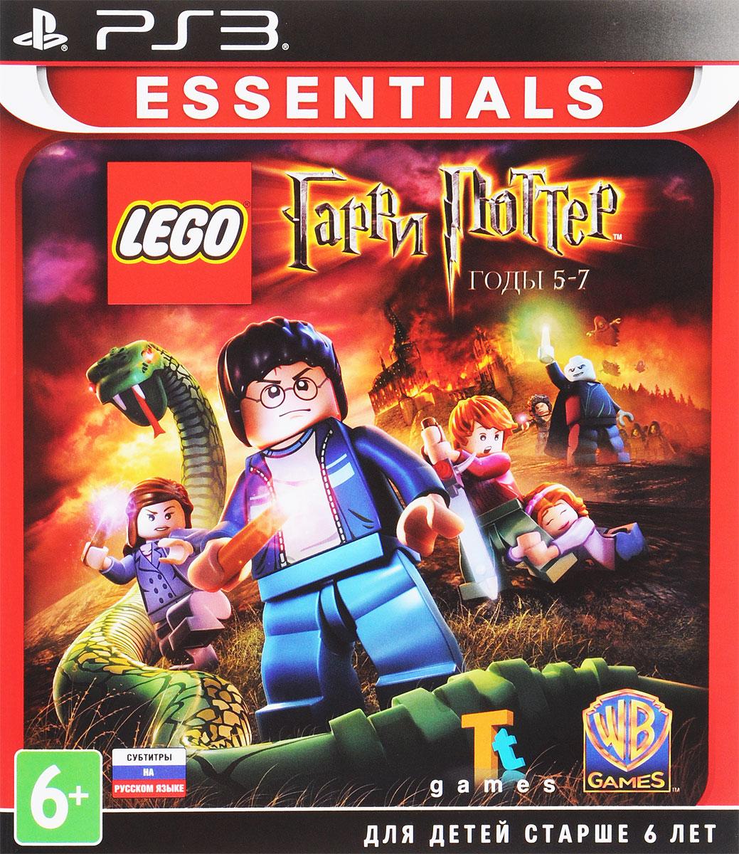 LEGO Гарри Поттер. Годы 5-7
