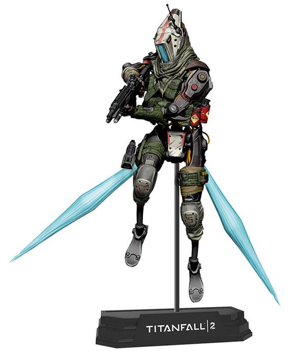 Titanfall 2. Фигурка Jester