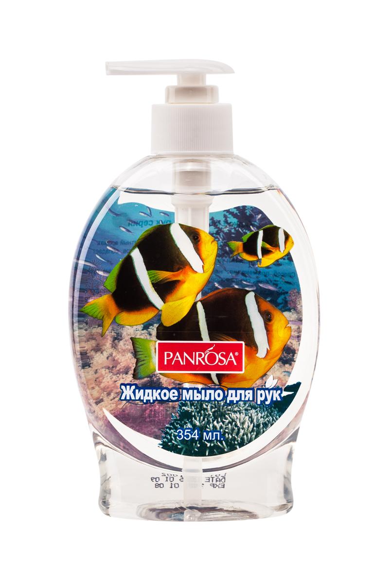 Жидкое мыло Panrosa Аквариум 3D 354мл803Жидкое мыло Panrosa, мягкое очищающее средство для любого типа кожи. Обладает тонизирующим и освежающим действием . Высокое содержание активных добавок позволяет использовать средство и в холодной воде. УВАЖАЕМЫЕ КЛИЕНТЫ! Обращаем ваше внимание на возможные изменения дизайна упаковки, связанные с ассортиментом продукции. Поставка осуществляется в зависимости от наличия на складе.
