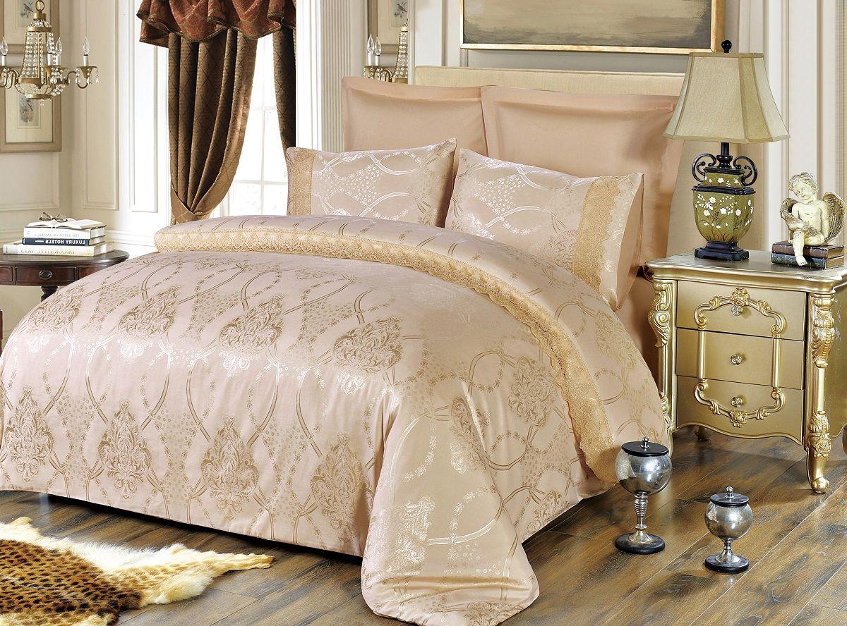 Комплект белья Modalin Ada, 2-спальный, наволочки 50х70, 70x70. 50575057