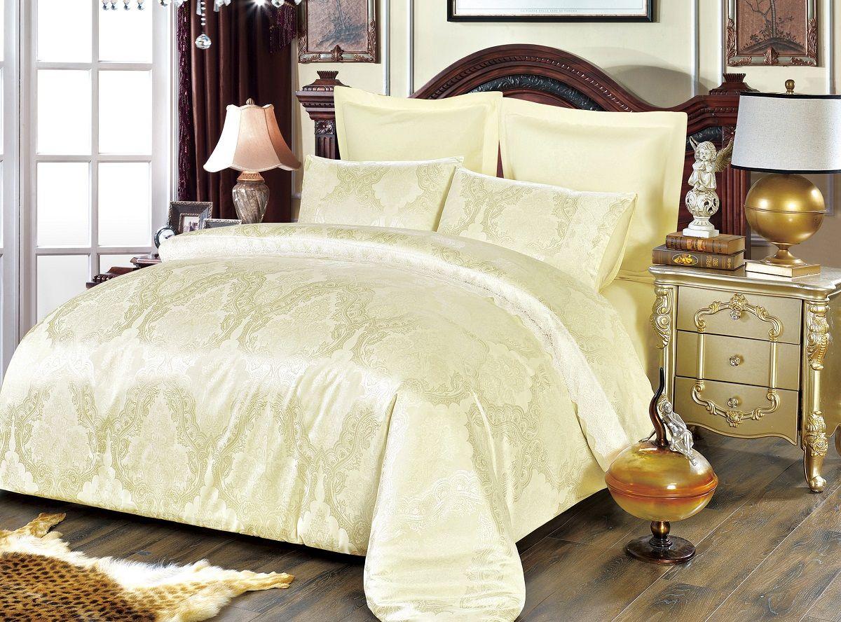 Комплект белья Modalin Asli, 2-спальный, наволочки 50х70, 70x705062Комплект постельного белья Modalin, выполненный из сатина (100% хлопка), создан для комфорта и роскоши. Комплект состоит из пододеяльника, простыни и 4 наволочек. Постельное белье оформлено оригинальным орнаментом и кружевом. Пододеяльник застегивается на молнию, что позволяет одеялу не выпадать из него. Сатин - хлопчатобумажная ткань полотняного переплетения, одна из самых красивых, прочных и приятных телу тканей, изготовленных из натурального волокна. Благодаря своей шелковистости и блеску сатин называют хлопковым шелком.