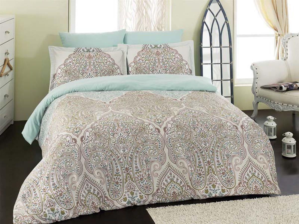 Комплект белья Karna Emilya, 2-спальный, наволочки 50х70460/12Постельное белье Карна - истинный подарок от великих мастеров, знающих свое дело. Это красота и роскошь. Это стиль и уют в спальне. Karna - это постельное белье для ценителей красоты и удобства.