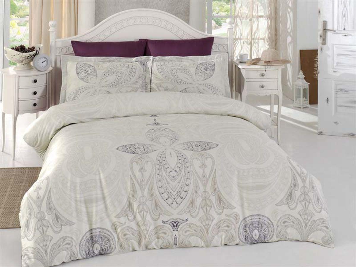 Комплект белья Karna Volirena, 2-спальный, наволочки 50х70460/9Постельное белье Карна - истинный подарок от великих мастеров, знающих свое дело. Это красота и роскошь. Это стиль и уют в спальне. Karna - это постельное белье для ценителей красоты и удобства.
