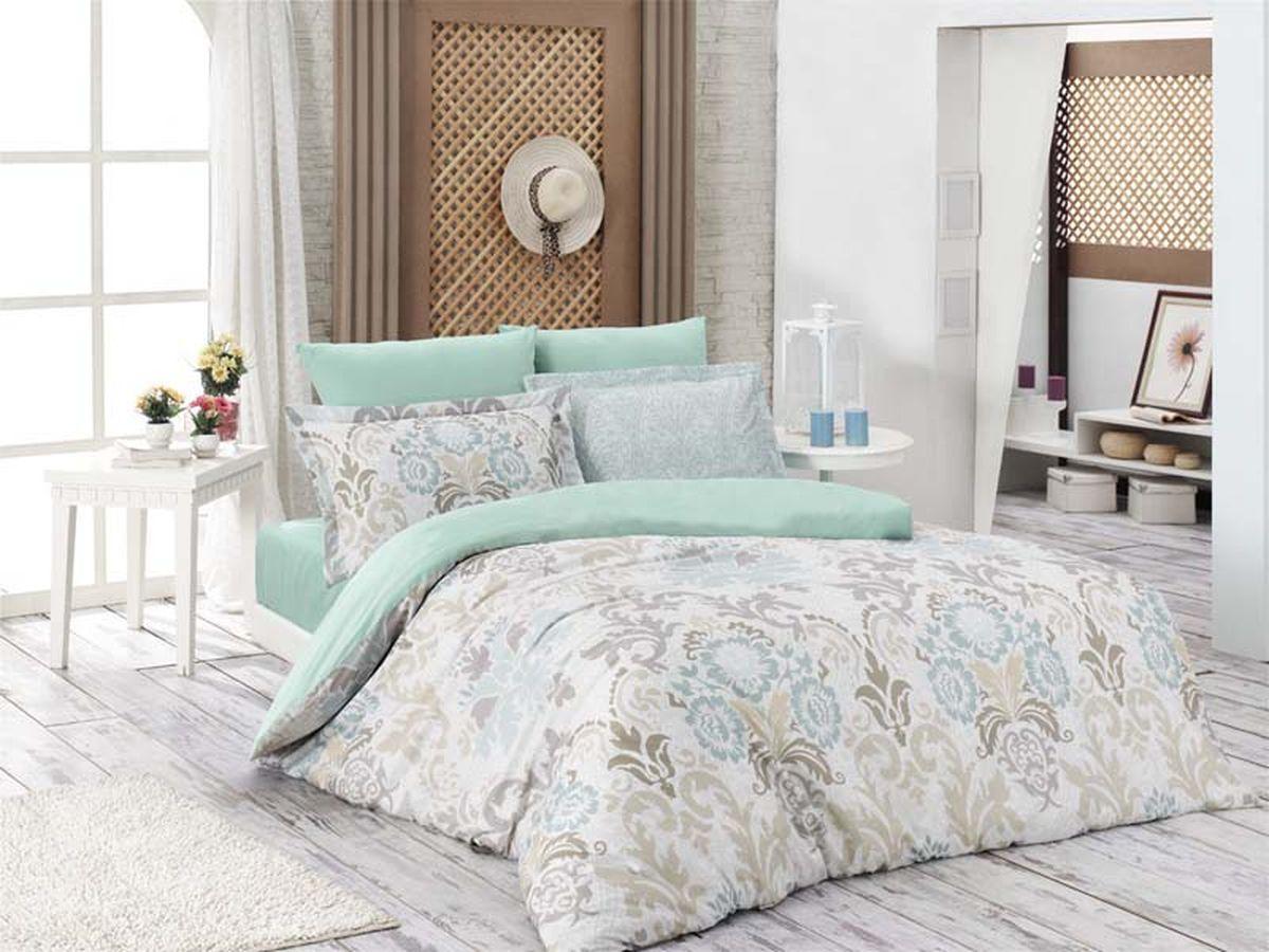 Комплект белья Karna Lalezar, 1,5-спальный, наволочки 50х70461/10Постельное белье Карна - истинный подарок от великих мастеров, знающих свое дело. Это красота и роскошь. Это стиль и уют в спальне. Karna - это постельное белье для ценителей красоты и удобства.