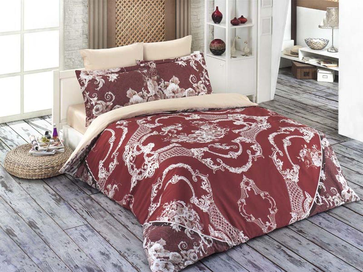 Комплект белья Karna Varon, 1,5-спальный, наволочки 50х70461/2Постельное белье Карна - истинный подарок от великих мастеров, знающих свое дело. Это красота и роскошь. Это стиль и уют в спальне. Karna - это постельное белье для ценителей красоты и удобства.
