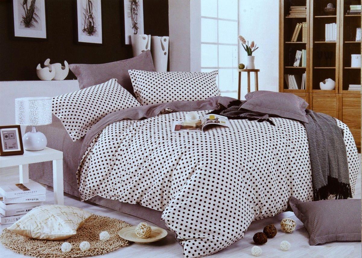 Комплект белья Modalin Atilla, 2-спальный, наволочки 50х70, 70x70. 464/17464/17