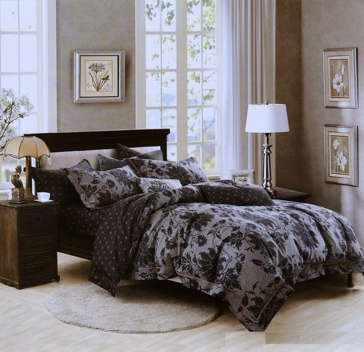 Комплект белья Modalin Nandor, 2-спальный, наволочки 50х70, 70x70. 464/4464/4