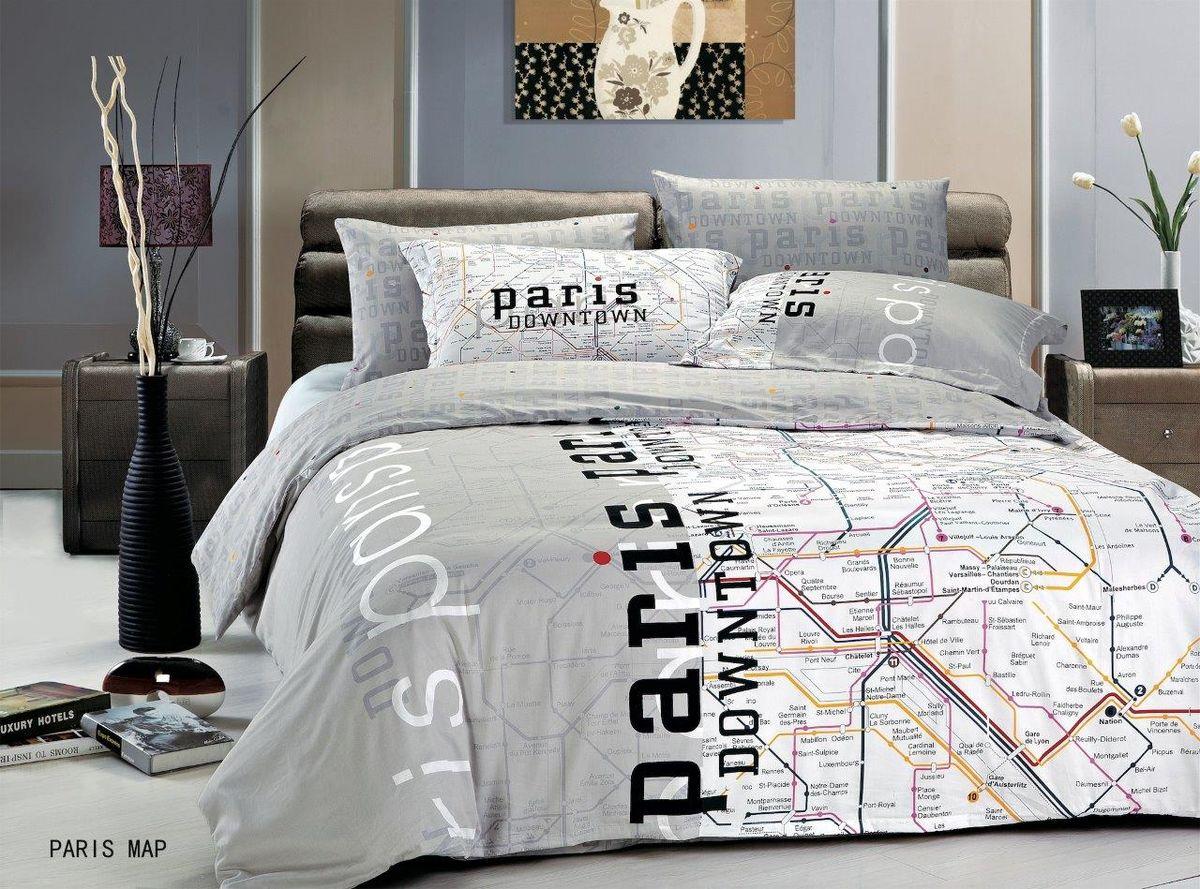 Комплект белья Le Vele Paris, 2-спальный, наволочки 50х70. 740/77740/77