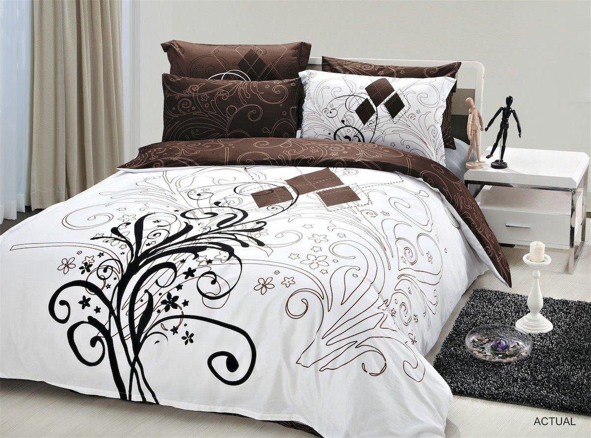 Комплект белья Le Vele Actual, 1,5-спальный, наволочки 50х70. 741/38741/38
