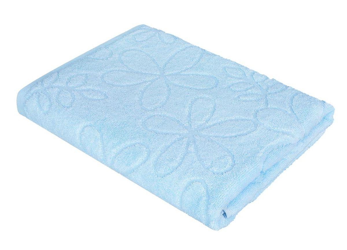 Полотенце Soavita Поляна, цвет: голубой, 48 х 90 см86258Махровое полотенце Soavita Поляна выполнено из хлопка. Полотенца используются для протирки различных поверхностей, также широко применяются в быту. Перед использованием постирать при температуре не выше 40 градусов. Размер полотенца: 48 х 90 см.
