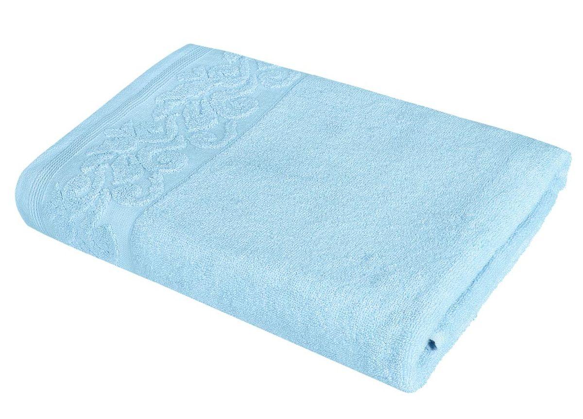 Полотенце Soavita Белла, цвет: бирюзовый, 48 х 90 см86264Махровое полотенце Soavita Белла выполнено из хлопка. Полотенца используются для протирки различных поверхностей, также широко применяются в быту. Перед использованием постирать при температуре не выше 40 градусов. Размер полотенца: 48 х 90 см.