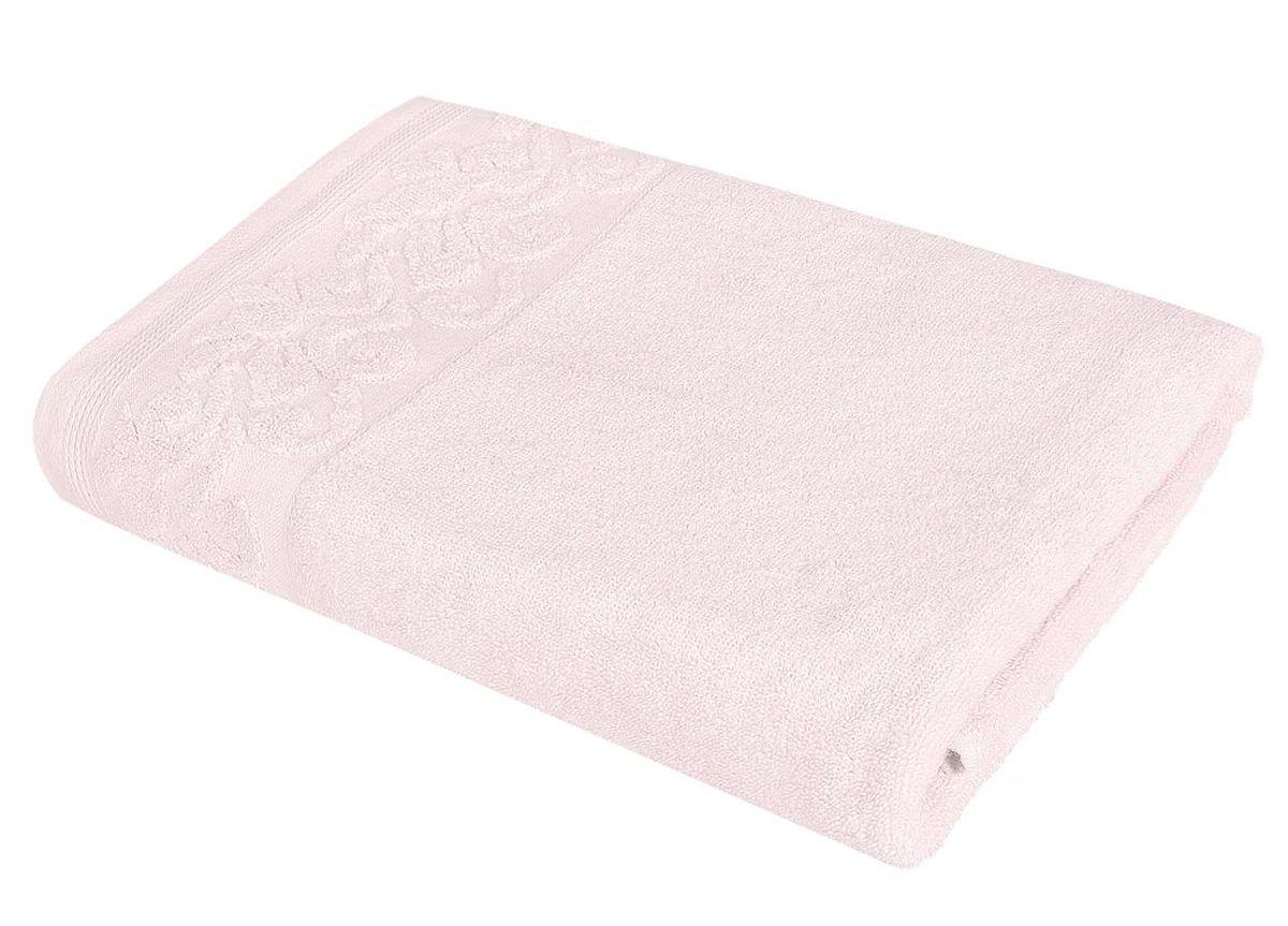 Полотенце Soavita Белла, цвет: персиковый, 68 х 135 см86265Махровое полотенце Soavita Белла выполнено из хлопка. Полотенца используются для протирки различных поверхностей, также широко применяются в быту. Перед использованием постирать при температуре не выше 40 градусов. Размер полотенца: 68 х 135 см.
