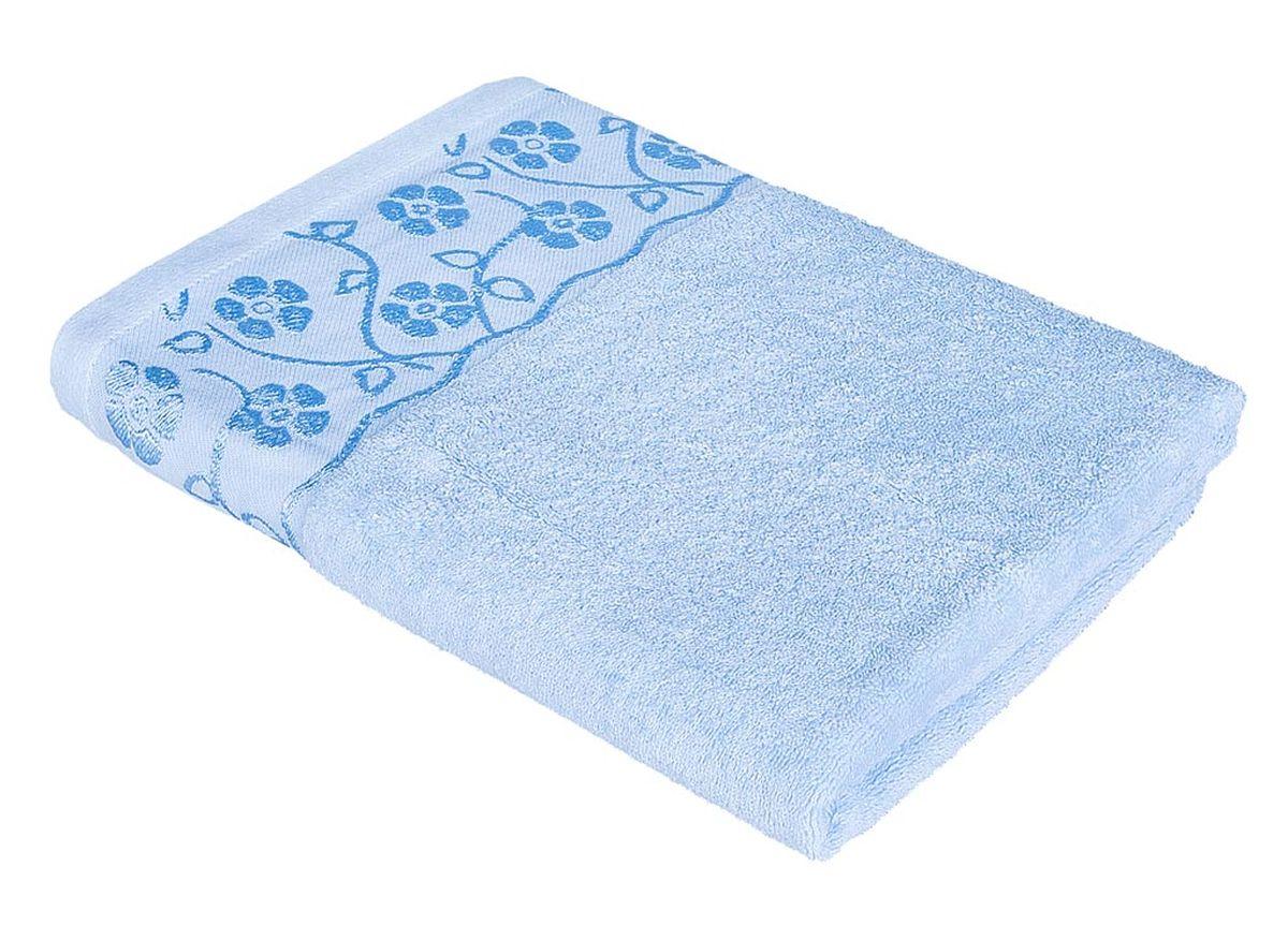 Полотенце Soavita Ванесса, цвет: голубой, 68 х 135 см86280Махровое полотенце Soavita Ванесса выполнено из хлопка. Полотенца используются для протирки различных поверхностей, также широко применяются в быту. Перед использованием постирать при температуре не выше 40 градусов. Размер полотенца: 68 х 135 см.
