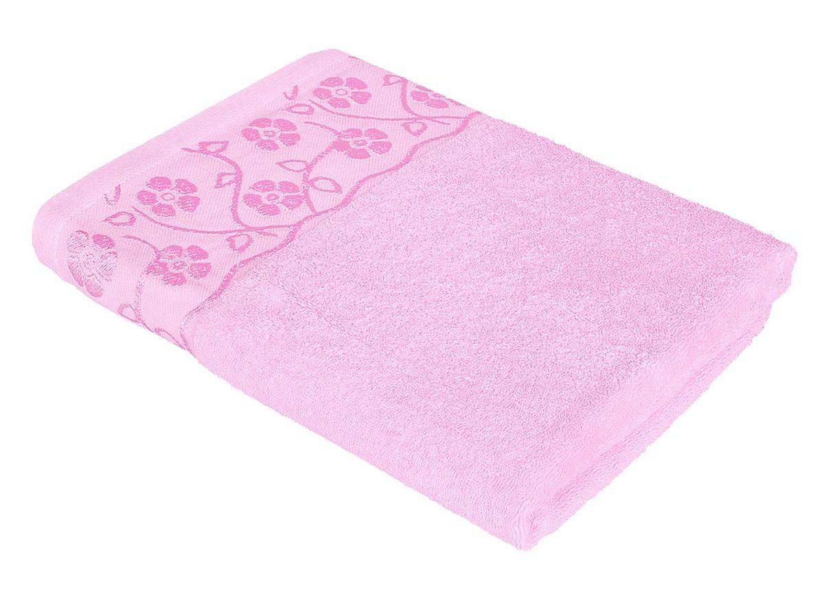 Полотенце Soavita Ванесса, цвет: розовый, 68 х 135 см86282Махровое полотенце Soavita Ванесса выполнено из хлопка. Полотенца используются для протирки различных поверхностей, также широко применяются в быту. Перед использованием постирать при температуре не выше 40 градусов. Размер полотенца: 68 х 135 см.