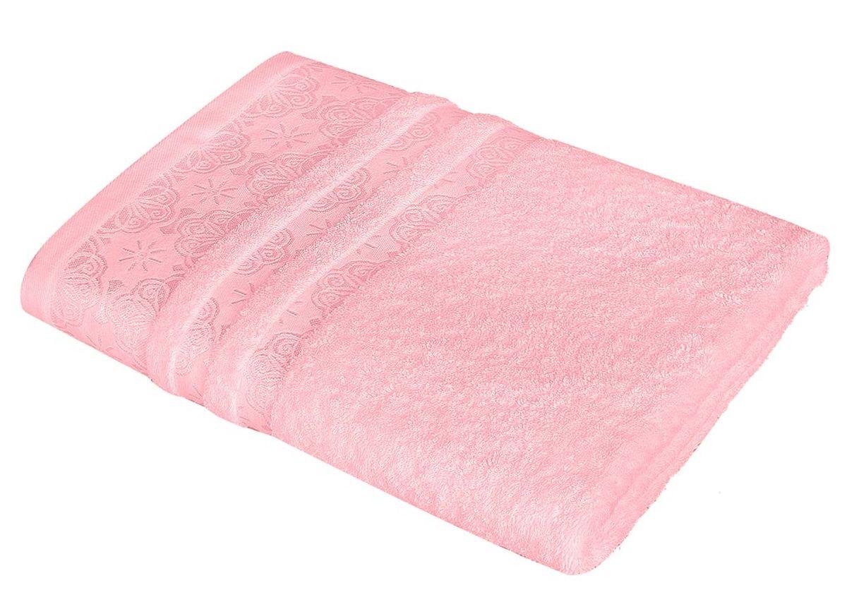 Полотенце Soavita Орнамент, цвет: персиковый, 48 х 90 см86285Махровое полотенце Soavita Орнамент выполнено из хлопка. Полотенца используются для протирки различных поверхностей, также широко применяются в быту. Перед использованием постирать при температуре не выше 40 градусов. Размер полотенца: 48 х 90 см.