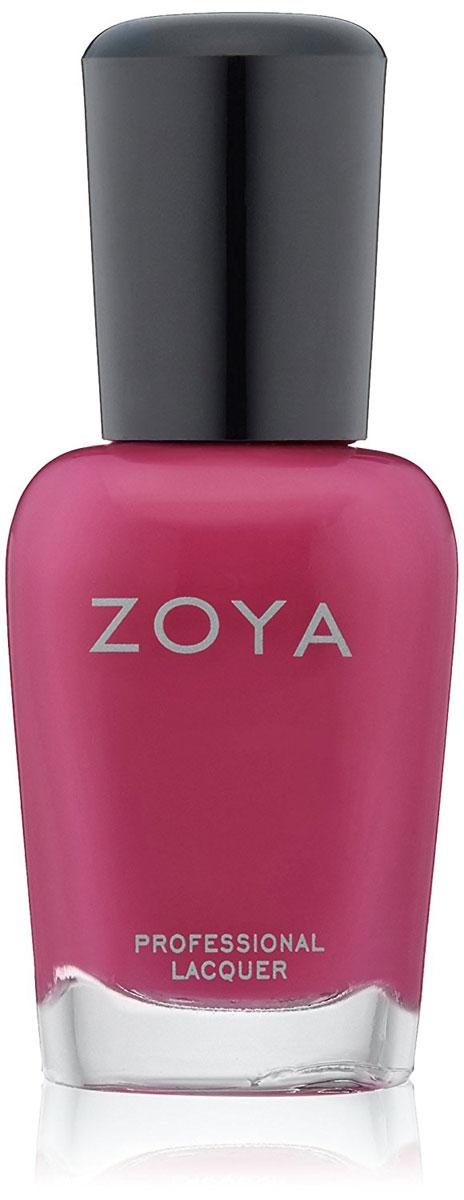Zoya-Qtica Лак для ногтей №554 Areej 15 млZP554Основные Свойства Надежная,безопасная для здоровья формула с повышенной стойкостью Преимущества Один из самых стойких лаков для натуральных ногтей из всех когда-либо созданных. Формула лаков Zoya не содержит формальдегидов, камфары, толуола дибутилфталата (DBP) и фор- мальдегидного полимера. Все продукты Zoya содержат серные аминокислоты, которые присутствуют в ногтевой пластине; они образуют невидимые связи с ногтем и с каждым слоем лака по мере нанесения. Эти связи не только прочные, но и эластичные, благодаря структуре молекулы серной аминокислоты. Их прочность предотвращает отслаивание, а эластичность позволяет лаку уверенно закрепиться на ногтях.