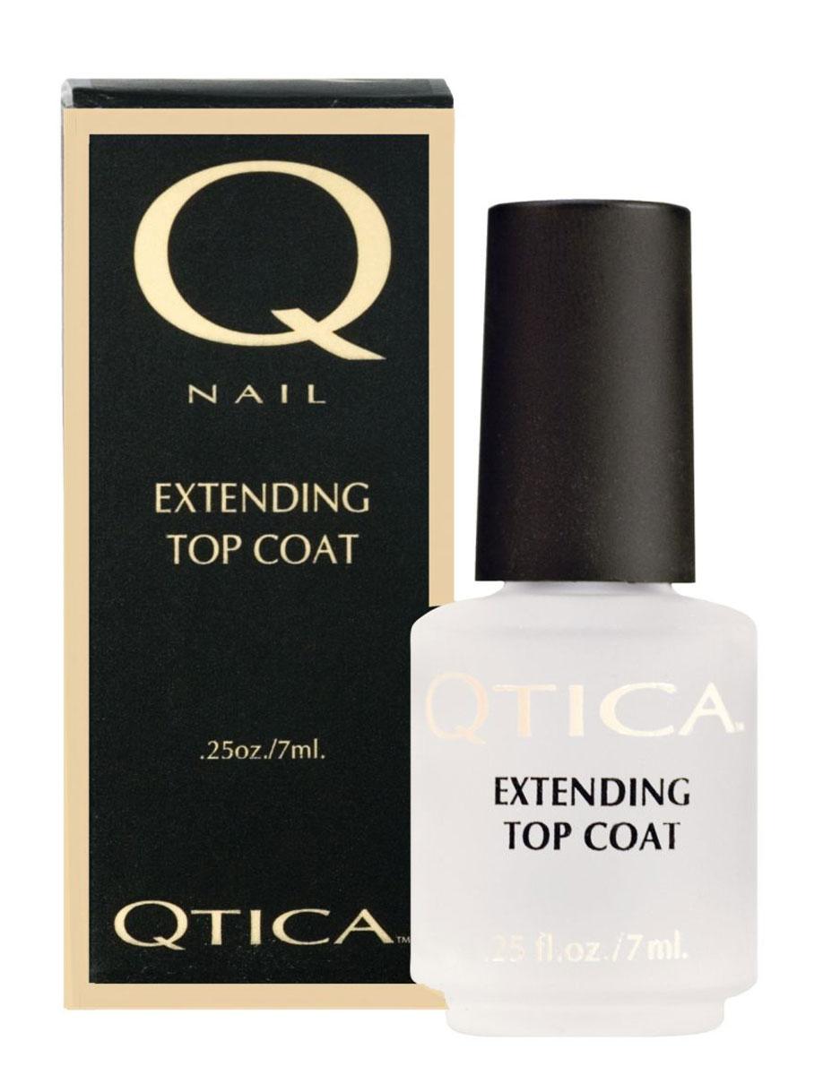 Zoya-Qtica Верхнее покрытие лака для ногтей Qtica 7 млQTET0RКлючевое Свойство 7-10 дней идеального маникюра без отслоений на натуральных ногтях! Преимущества Обеспечивает очень блестяще, гибкое верхнее покрытие, которое держит лак на натуральных ногтях в течение 7-10 дней. Ингредиенты Полиуретан, силикон и серосодержащие аминокислоты.