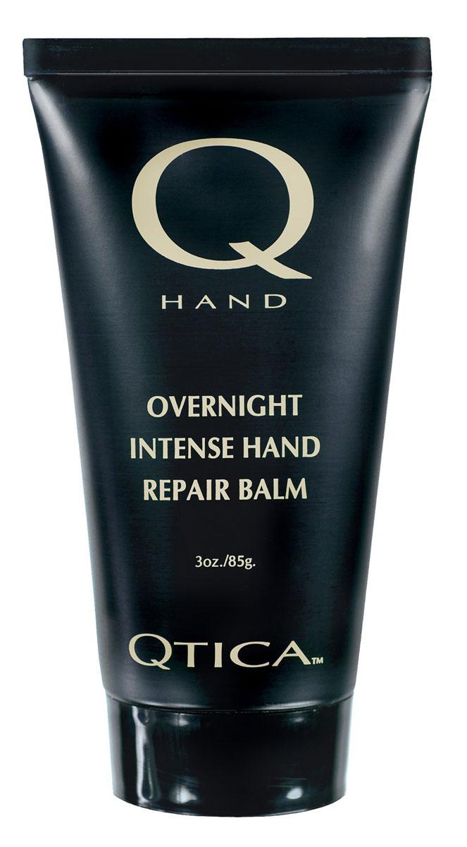 Zoya-Qtica Бальзам для рук восстанавливающий ночной Qtica 85 млQTHR01Интенсивно восстанавливающий бальзам для рук восстанавливает даже самую поврежденную кожу рук и улучшает их внешний вид благодаря интенсивному питанию и стимуляции обновления клеток. Во время маникюра нанесите Qtica OVERNIGHT HAND REPAIR BALM после пилинга для рук перед термопроцедурами. Активные компоненты: воск, витамины А, С, D и E, алоэ и ланолин.
