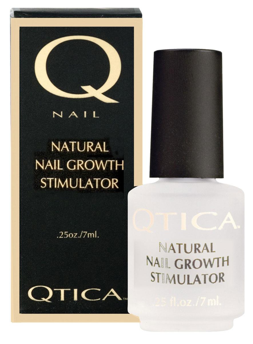 Zoya-Qtica Стимулятор роста ногтей Qtica 7,5 млQTNGS0RКлючевое Свойство: Ногти вырастают за 14 дней. Преимущества: Natural Nail Growth Stimulator / Натуральный стимулятор роста ногтей «все в одном» увлажняет, укрепляет и стимулирует рост ногтей, делая ногти сильными и длинными. Ингредиенты: Витамины А, С и Е, серосодержащие аминокислоты, гидролизованные протеины и и экстракты чеснока.