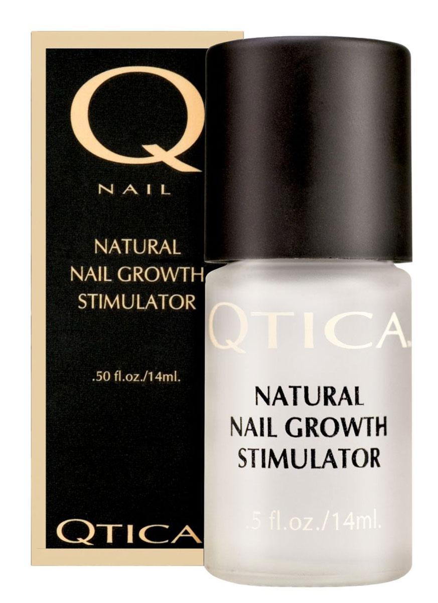 Zoya-Qtica Стимулятор роста ногтей Qtica 15 млQTNGS01Ключевое Свойство: Ногти вырастают за 14 дней Преимущества Natural Nail Growth Stimulator / Натуральный стимулятор роста ногтей «все в одном» увлажняет, укрепляет и стимулирует рост ногтей, делая ногти сильными и длинными. Ингредиенты Витамины А, С и Е, серосодержащие аминокислоты, гидролизованные протеины и и экстракты чеснока.