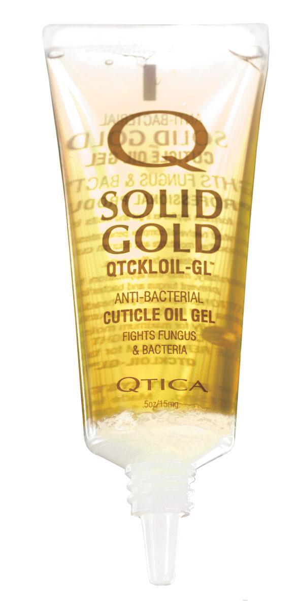 Zoya-Qtica Гель-масло для кутикулы Qtica Solid Gold 14 грQTSG0RКлючевое свойство: Гель-масло для ногтей и кутикулы обладает противогрибковыми, антибактериальными и противовирусными свойствами Преимущества: Смягчает кутикулу, одновременно предотвращая инфицирование кутикулы и ногтевой пластины грибком и бактериями. Уникальная гелевая основа и удобный аппликатор с наконечником обеспечивают удобное и гигиеничное использование. Ингредиенты Масло рисовых отрубей, миндальное масло, масло жожоба, масло мандарина, мятное масло и масло лаванды.