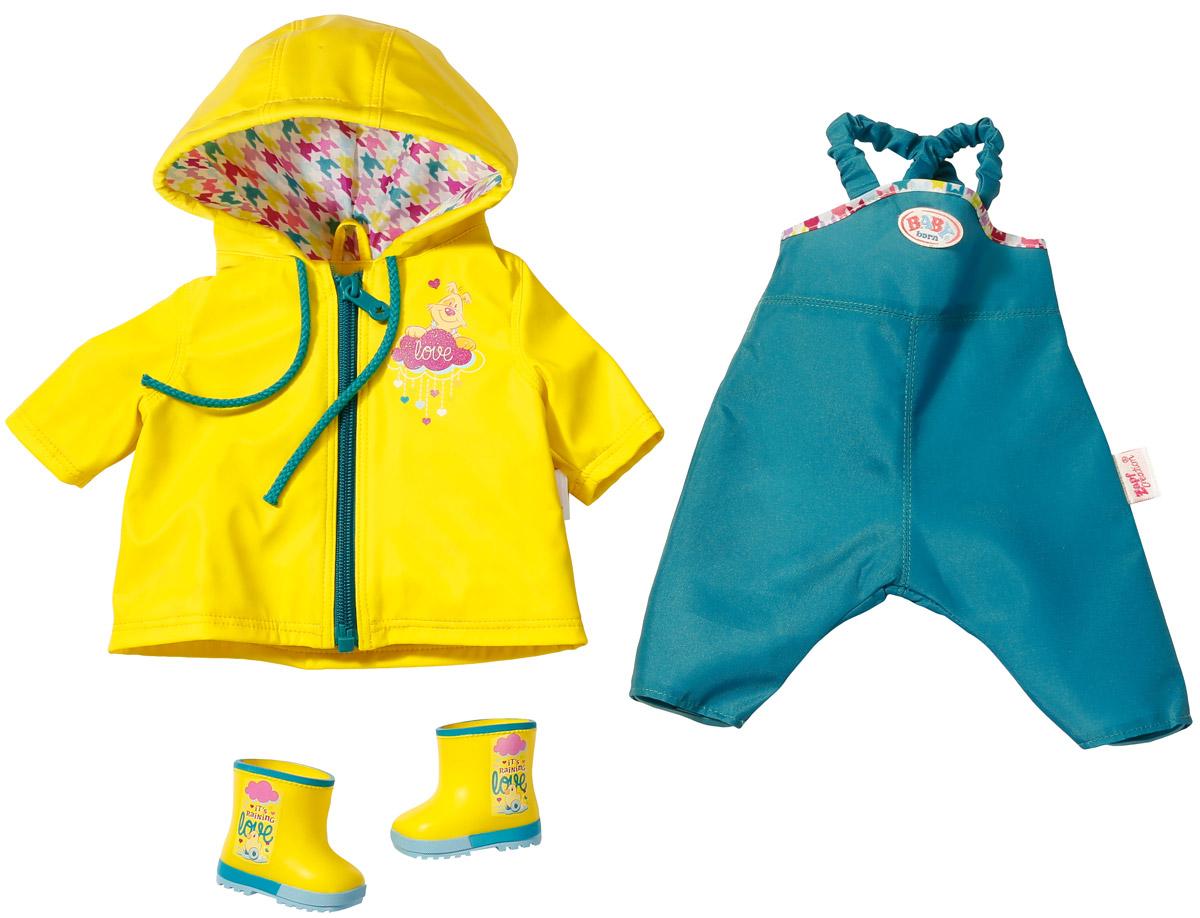 Baby Born Одежда для кукол Осенняя пора