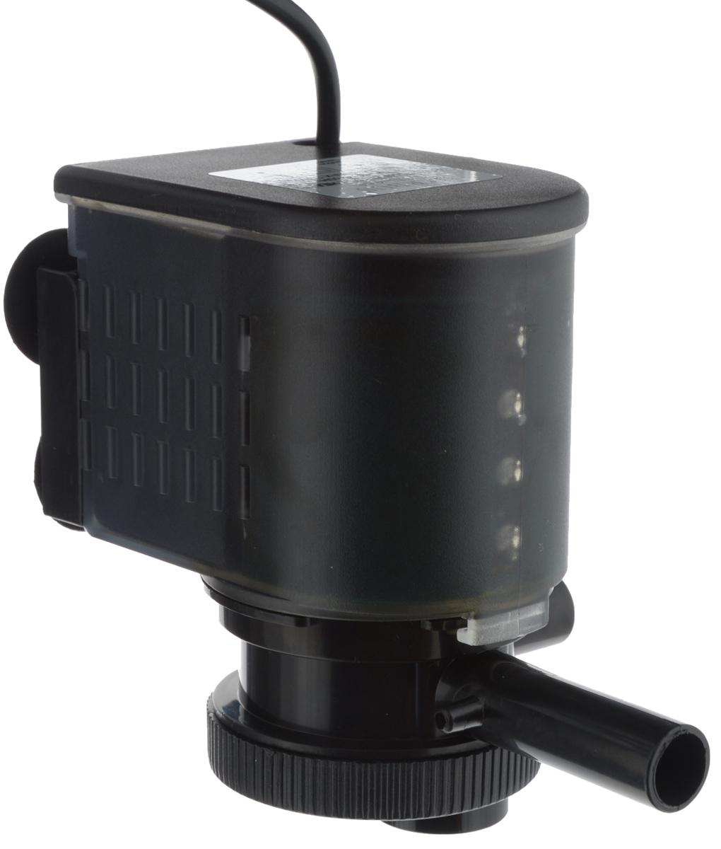 Помпа для аквариума Barbus LED-488, водяная, с индикаторами LED, 3000 л/ч, 45 ВтPUMP 011Водяная помпа Barbus LED-488 - это насос, который предназначен для подачи воды в аквариуме, подходит для пресной и соленой воды. Механическая фильтрация происходит за счёт губки, которая поглощает грязь и очищает воду. Также помпа Barbus LED-488 используется для подачи воды по шлангу на некоторые устройства, расположенные вне аквариума - такие как ультрафиолетовые стерилизаторы, сухозаряженные и некоторые навесные фильтры, биофильтры вне аквариума и другие. Имеет дополнительную насадку с возможностью аэрации воды. Только для полного погружения в воду. Напряжение: 220-240 В. Частота: 50/60 Гц. Производительность: 3000 л/ч. Максимальная высота подъема: 2 м. Уважаемые клиенты! Обращаем ваше внимание на возможные изменения в цвете некоторых деталей товара. Поставка осуществляется в зависимости от наличия на складе.