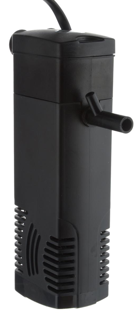 Фильтр для аквариума Barbus WP-280F, внутренний, с флейтой, 300 л/ч, 3 ВтWP-280FBarbus WP-280F предназначен для фильтрации воды в аквариумах. Механическая фильтрация происходит за счет губки, которая поглощает грязь и очищает воду. В комплект входят 3 сменные насадки, которые создают разные варианты модификации фильтра. Фильтрация и дождевание - обеспечивает механическую фильтрацию и эффект дождевания за счет распределяющей водяной поток флейты. Циркуляция и фильтрация - обеспечивает механическую фильтрацию и циркуляцию воды в аквариуме. Аэрация и фильтрация - обеспечивает механическую фильтрацию и аэрацию за счет засасывающего сопла воздуха через силиконовую трубку. Подходит для пресной и соленой воды. Фильтр полностью погружной. Мощность: 3 Вт. Напряжение: 220-240В. Частота: 50/60 Гц. Производительность: 300 л/ч. Рекомендованный объем аквариума: 10-50 л.