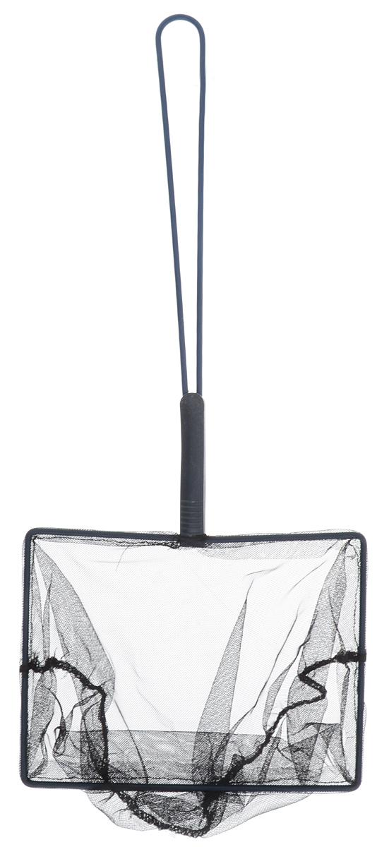 Сачок аквариумный JBL Fangnetz Premium, крупноячеистый, 20 х 15 смJBL6103700Сачок JBL Fangnetz Premium предназначен для легкого извлечения рыб или остатков корма из аквариума. Изделие выполнено из металла со специальным пластиковым покрытием. Сетка изготовлена из износоустойчивой нейлоновой нити. Такой сачок безопасен для рыб, устойчив к коррозии и долговечен. Можно использовать в пресной и морской воде. Размер сачка: 20 х 15 см. Длина ручки: 30 см.