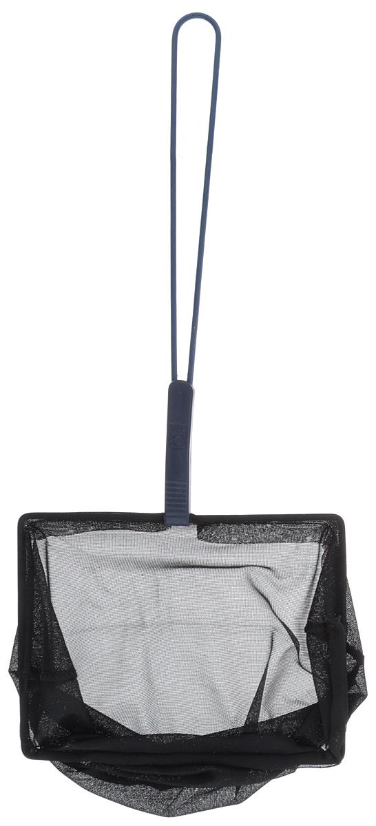 Сачок аквариумный JBL Fangnetz Premium, мелкоячеистый, 20 х 15 смJBL6104500Сачок JBL Fangnetz Premium предназначен для легкого извлечения рыб или остатков корма из аквариума. Изделие выполнено из металла со специальным пластиковым покрытием. Сетка изготовлена из износоустойчивой нейлоновой нити. Такой сачок безопасен для рыб, устойчив к коррозии и долговечен. Можно использовать в пресной и морской воде. Размер сачка: 20 х 15 см. Длина ручки: 30 см.