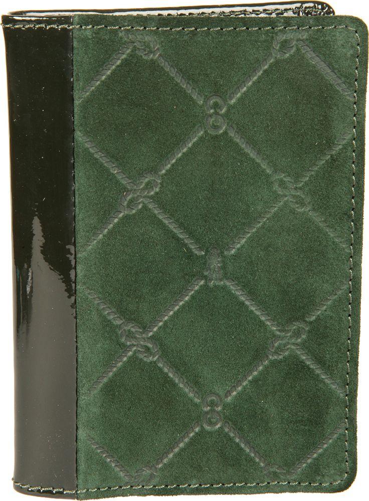 Обложка для паспорта женская Gianni Conti, цвет: зеленый. 36274553627455раскладывается пополам внутри левое поле натуральная кожа (3 см) правое поле натуральная кожа (7 см) шесть кармашков для пластиковых карт