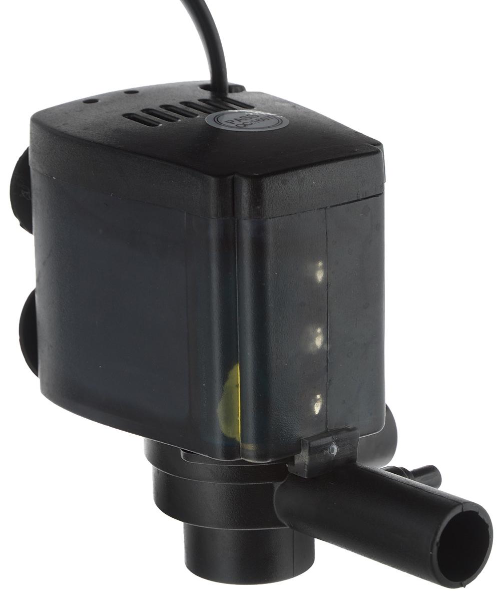 Помпа для аквариума Barbus LED-088, водяная, с индикаторами LED, 800 л/ч, 15 ВтPUMP 007Водяная помпа Barbus LED-088 - это насос, который предназначен для подачи воды в аквариуме, подходит для пресной и соленой воды. Механическая фильтрация происходит за счёт губки, которая поглощает грязь и очищает воду. Также помпа Barbus LED-088 используется для подачи воды по шлангу на некоторые устройства, расположенные вне аквариума - такие как ультрафиолетовые стерилизаторы, сухозаряженные и некоторые навесные фильтры, биофильтры вне аквариума и другие. Имеет дополнительную насадку с возможностью аэрации воды. Только для полного погружения в воду. Напряжение: 220-240 В. Частота: 50/60 Гц. Производительность: 800 л/ч. Максимальная высота подъема: 1 м. Уважаемые клиенты! Обращаем ваше внимание на возможные изменения в цвете некоторых деталей товара. Поставка осуществляется в зависимости от наличия на складе.