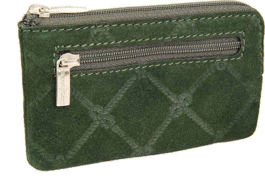 "Ключница женская ""Gianni Conti"", цвет: зеленый. 3629073"
