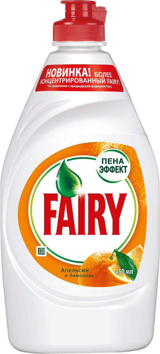 Средство для мытья посуды Fairy Апельсин и лимонник, 450 млFR-81573192Всего одна капля нового, более концентрированного Fairy сможет отмыть целый горы грязной посуды. Тарелки, стаканы, кастрюли и сковородки - формула Fairy с легкостью удалит даже самые сложные загрязнения с любой поверхности без особых усилий. А еще с Fairy Вы экономите, так как его хватает в 2 раза больше. Выберите свой аромат: Сочный Лимон, Апельсин и Лимонник, Зеленое Яблоко в размерах в ассортименте. В 2 раза больше чистой посуды. Новинка - более концентрированный Fairy Попробуйте новинку Fairy для ручного мытья посуды. Новая, более концентрированная формула с Пена-Эффектом глубоко проникает в жир и расщепляет его изнутри, позволяя отмыть до 2х раз больше посуды. А активные компоненты настолько эффективны, что запросто растворят жир даже в холодной воде. Fairy - безопасный продукт, разработанный в европейском научно исследовательском центре (Brussels Innovation Centre) и полностью соответствующий ГОСТу РФ, и полностью смывается с посуды. Основные преимущества: • Отмывает в 2 раза...