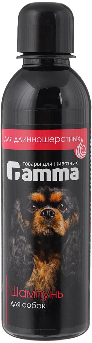 Шампунь для длинношерстных собак