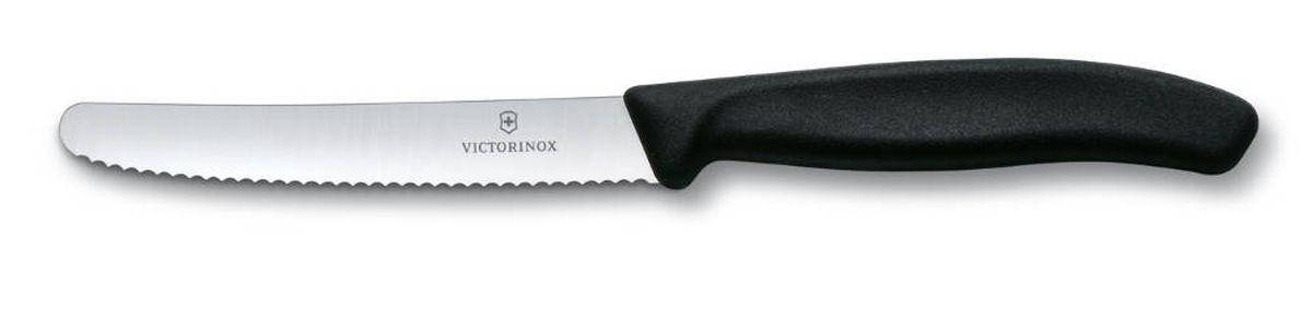 Нож для томатов и сосисок Victorinox
