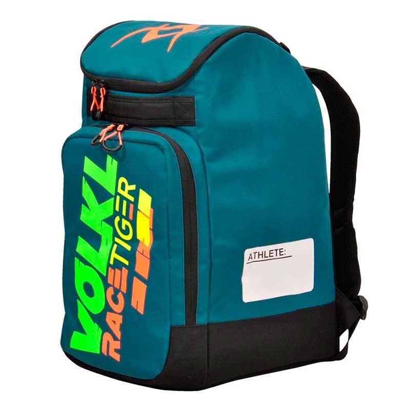 Рюкзак для горнолыжных ботинок Volkl Race Boot Pack Backpack167501Сумка/рюкзак для ботинок Volkl. Имеет двойные ручки с мягкой накладкой для вашего комфорта и влагостойкое усиленное дно. • Материал: 100% полиэстер